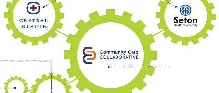 Graphic for Community Care Collaborative - A Coordinated Network